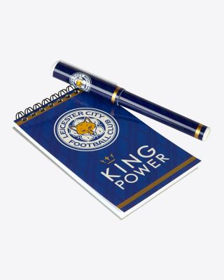 LCFC Note Book & Pen