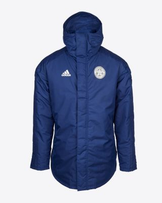 2019/20 adidas Leicester City Adult Navy Stadium Jacket