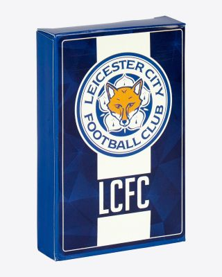 LCFC Playing Cards
