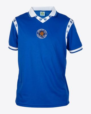 Leicester City Retro Shirt 1976 Home