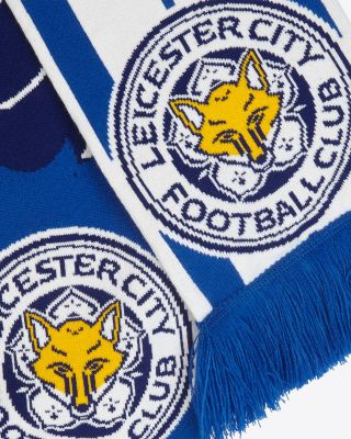 Leicester City King Power Scarf