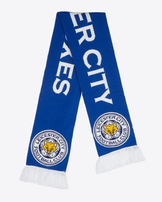 Leicester City The Foxes Scarf