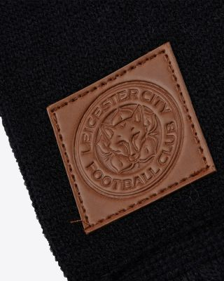 Leicester City Square Patch Scarf