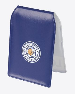 Leicester City PVC Crest Card Holder