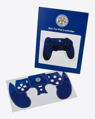 Leicester City PS4 Controller Skin