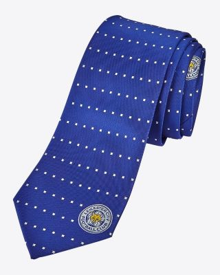 Leicester City Skinny Tie