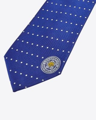 Leicester City Royal Blue Tie