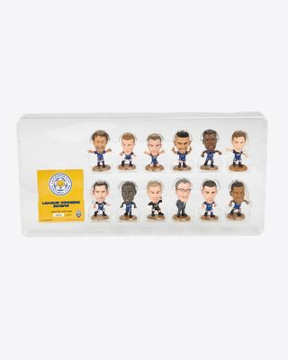 Leicester City Soccer Starz - 15/16 Champions Pack