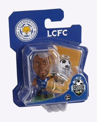 Leicester City Soccer Starz - Wes Morgan