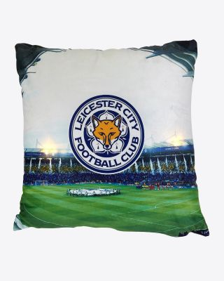 Leicester City Stadium Cushion With LED's