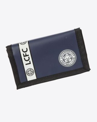 Leicester City Tape Velcro Wallet