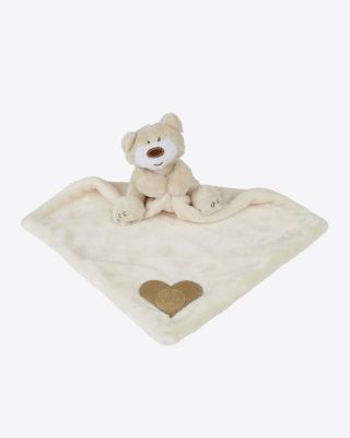 LCFC Baby Bear Blanket Toy