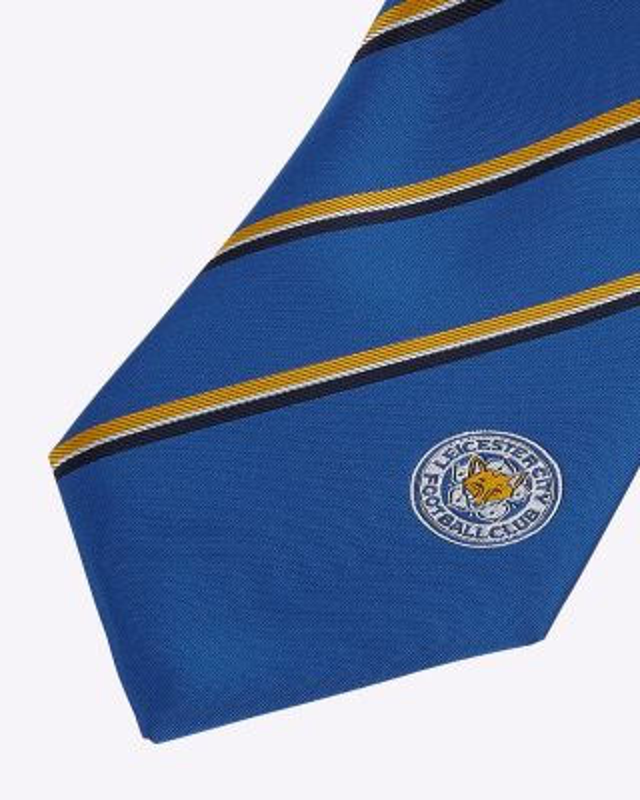 LCFC Striped Tie
