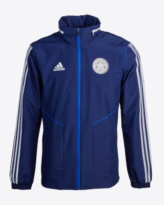 2019/20 adidas Leicester City Adult Navy AW Jacket
