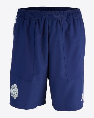 2019/20 adidas Leicester City Adult Navy Woven Short