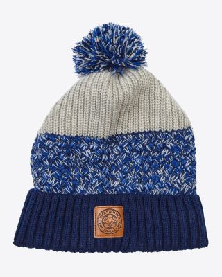 LCFC Twisted Knit Bobble Hat