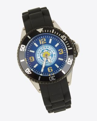 Leicester City Kids Rubber Strap Watch