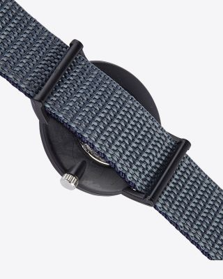 LCFC Reversible Blue Strap Watch