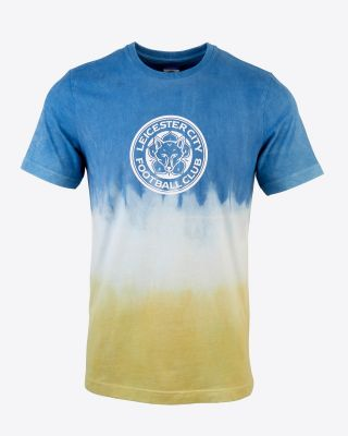 Leicester City Thai Natural Dye - Crest Tee