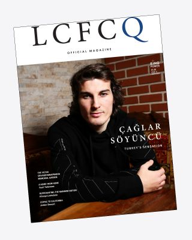 LCFCQ Magazine Issue 10
