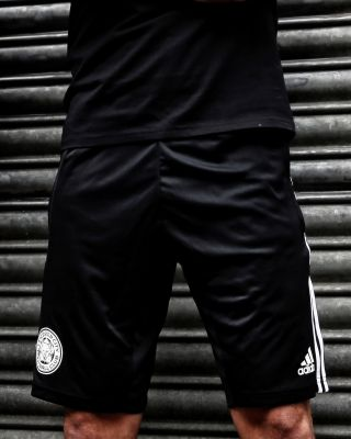 Black Training Short