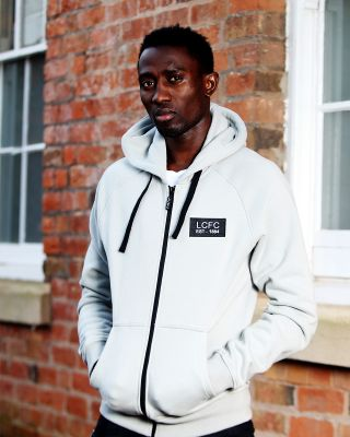 LCFC Mens Zipped 1884 Hoody