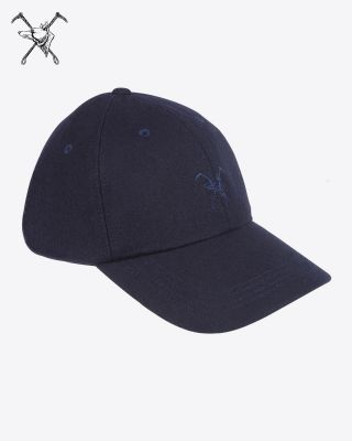 Fox & Crop Navy Cap