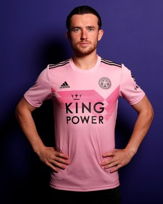 2019/20 Adidas Leicester City Pink Away Shirt