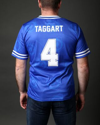 Leicester City Retro Shirt 1996/98 Home - TAGGART 4