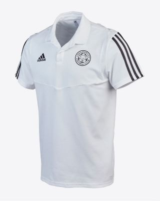 2019/20 adidas Leicester City Adult White Training Polo