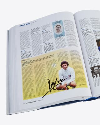 LCFC Shilton Signed Fossils & Foxes