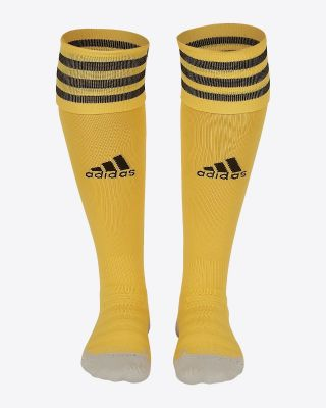 Adidas Goalkeeper Socks Yellow