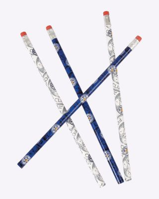 LCFC 4 Pack of Pencils 2017