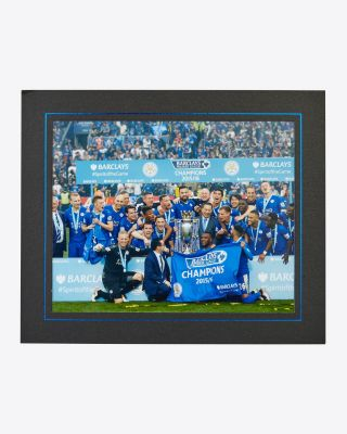 LCFC Champions Picture