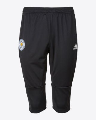Adidas Child's 3/4 Pants - Black