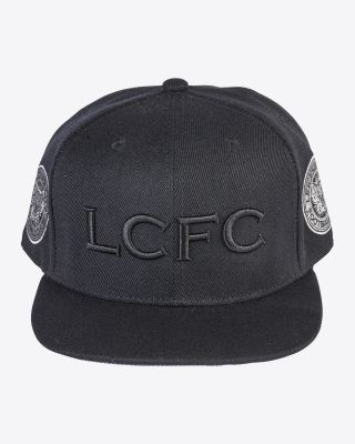 LCFC Fox Eyes Cap Black