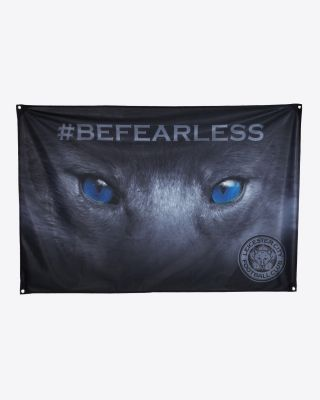 LCFC Fox Eyes Flag