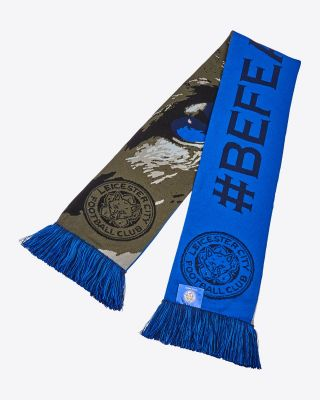 LCFC #BEFEARLESS Scarf