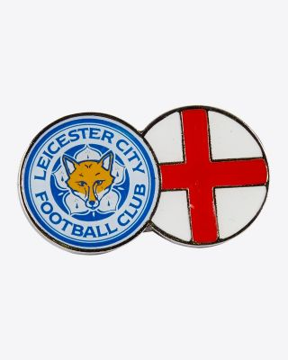 LCFC Club & Country Pin Badge