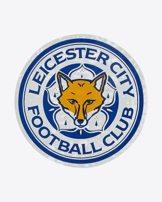 LCFC Large Colour Crest Car Sticker