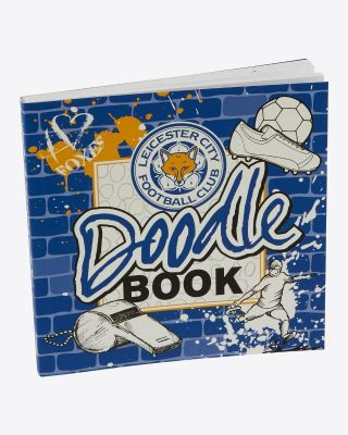 LCFC Doodle Book