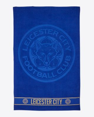 LCFC Deluxe Giant Embossed Towel