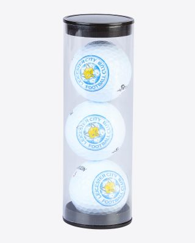 LCFC Golf Ball Tube 2018