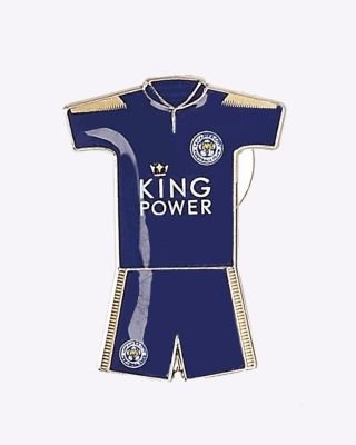 LCFC Badge Home Kit 17/18