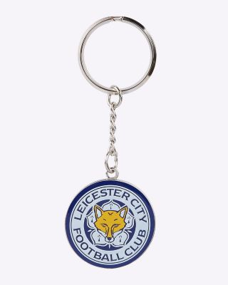 LCFC Keyring Full Colour Crest