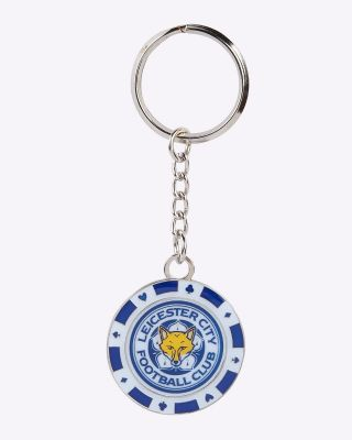 LCFC Keyring Poker Chip