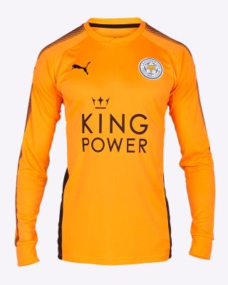 Kids GK Shirt Orange 2017/18