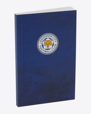 LCFC Note Book Crest Small