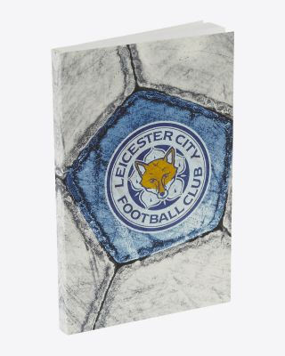 LCFC Note Book Football