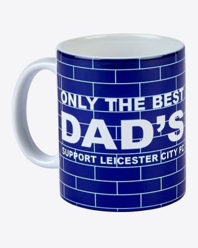 LCFC Mug Best Dad